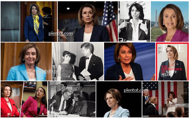 Nancy Pelosi Young
